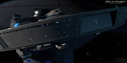 Beauties of the 23rd Century 4-Constellation Class