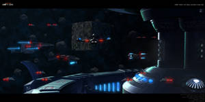 2385: When the Borg attacked Unity One