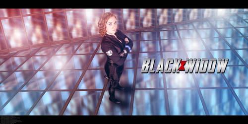 Black Widow Cosplay by Joran-Belar