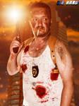 Die Hard Cosplay - Poster