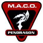 MACO Badge-USS. Pendragon by Joran-Belar