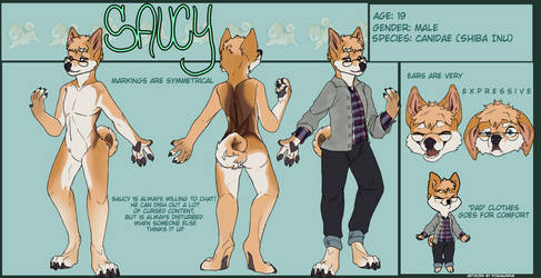 {Reference Comm} Saucy