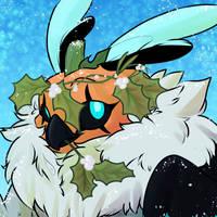 {Comm} Samhain Winter Icon