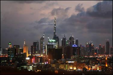 Dubai In one picture