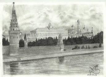 Kremlin by martynas0147