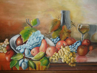 Fruit table by martynas0147