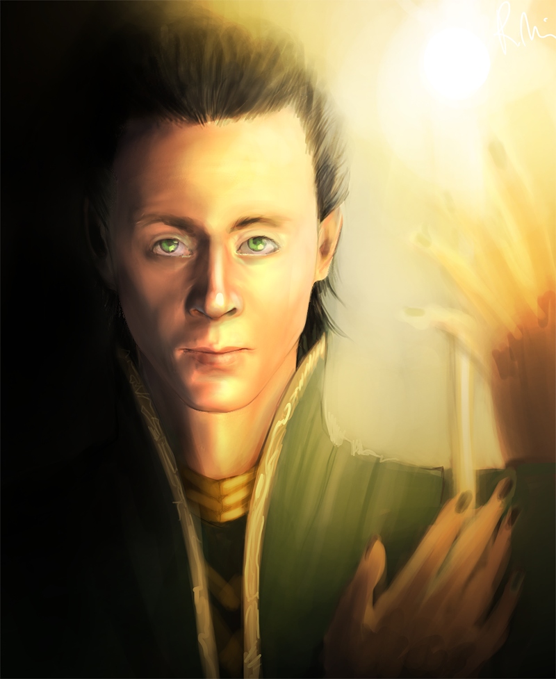 Loki by WhatICantDo