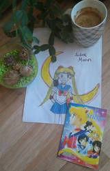 Sailor Moon /  Usagi Tsukino by RammsteinManson