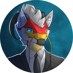The Suited Dragon