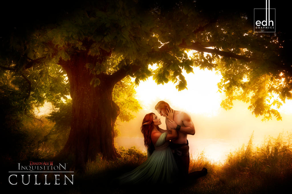 cullen_and_lady_inquisitor_lavellan_by_e