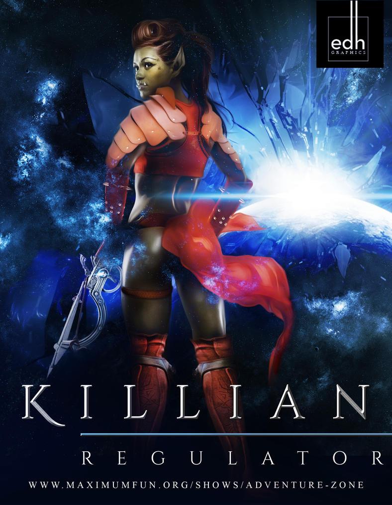 Killian by edameronhill