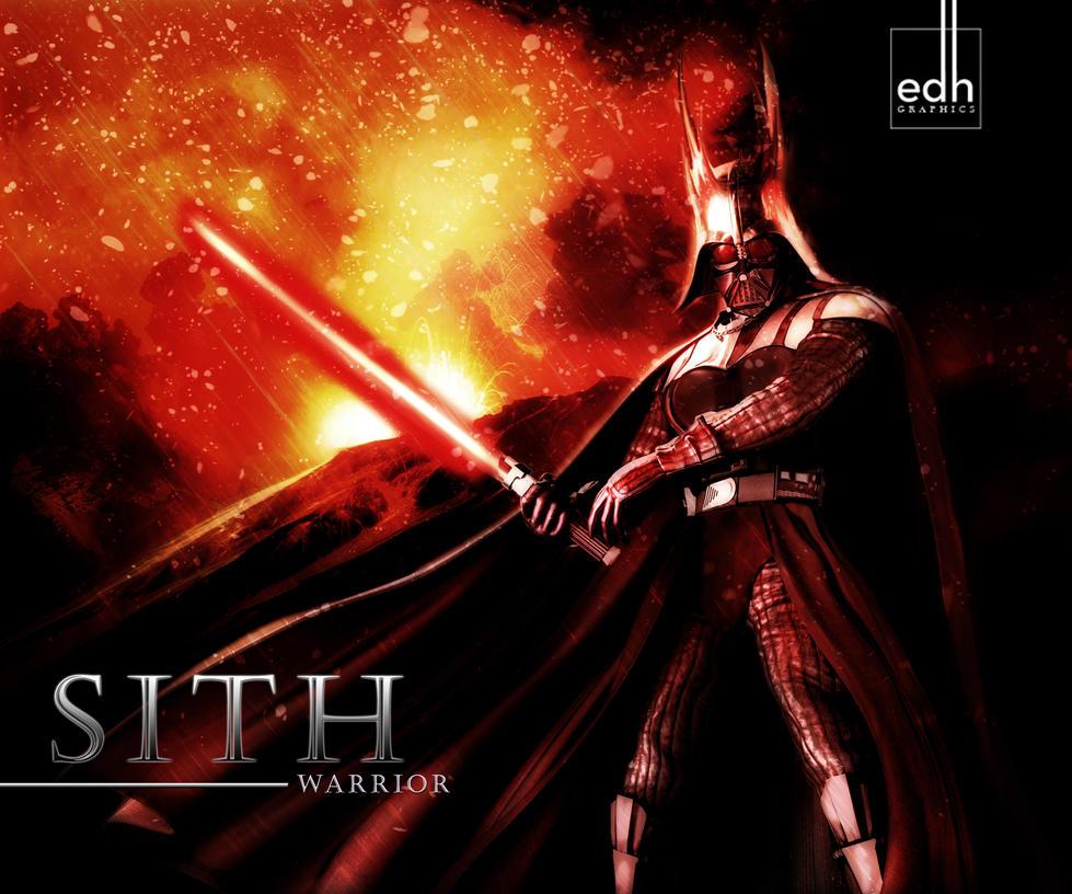Sith Warrior by edameronhill
