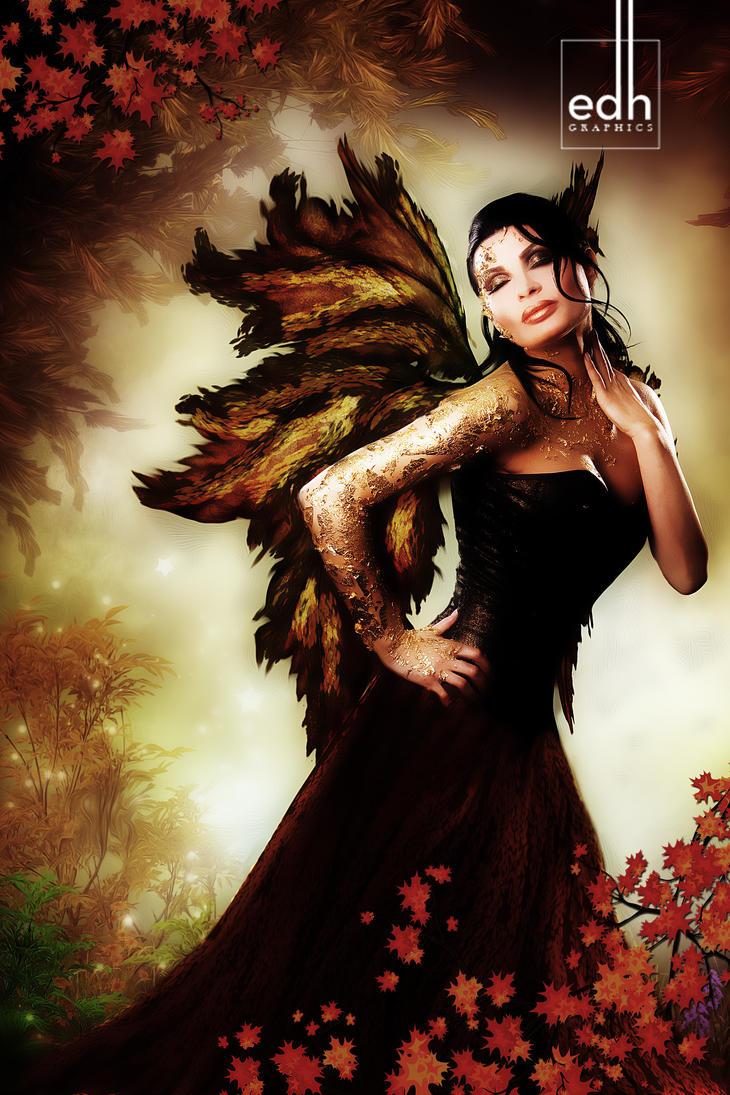 Fairy by edameronhill