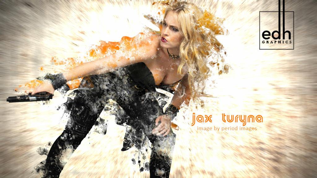 JaxSplatter by edameronhill