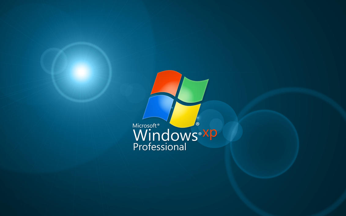 windows xp wallpaper blue by TravisLutz
