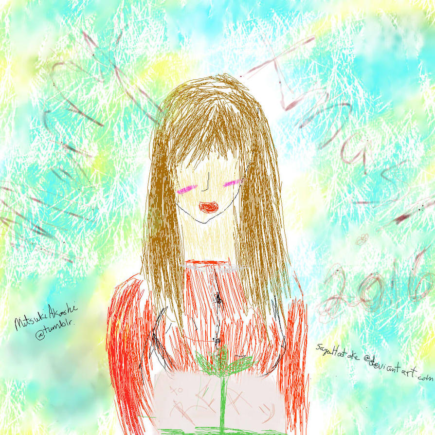 Merry Xmas Rfa by Sayu-Hatake