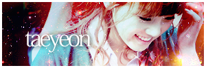 Taeyeon banner by helloworld409