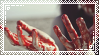 blood ( stamp #001 ) by NeighbourhoodFelidae