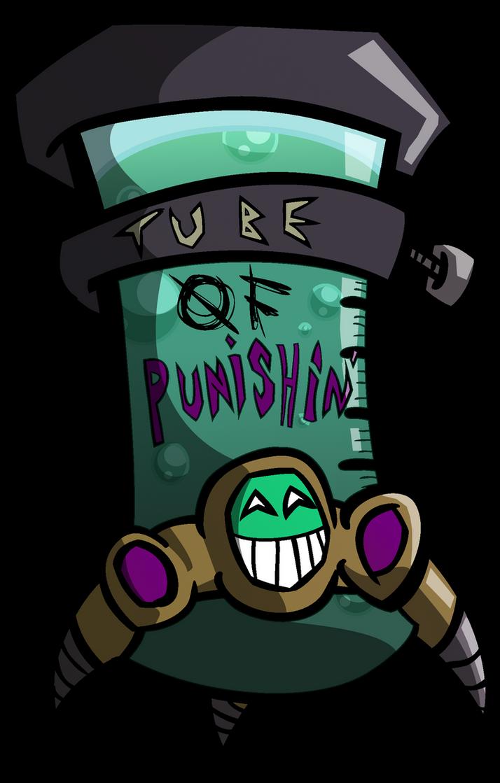 Pr_06 002 The Tube Of Punishin By Izthedoommovie