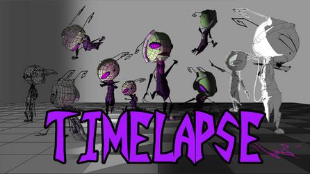 THUMBNAIL: 3D Tak Timelapse