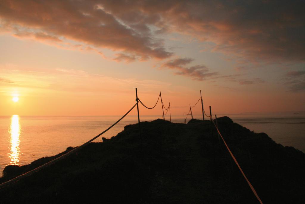 Sunrise across the Irish sea by Spartan111777
