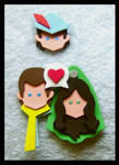 Pins - King's Quest