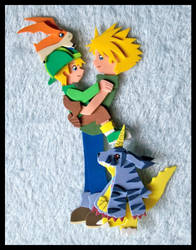 Digimon - Sweet Brotherly Love