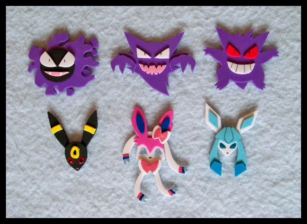 Pins - More Pokemon by GwydionAE