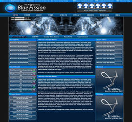 Blue Fission by BreconJordan