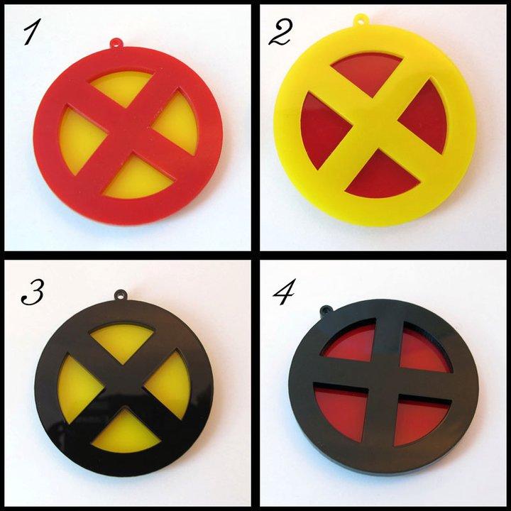 X-Men First Class pendant by milkool