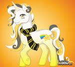 Hufflepuff pony
