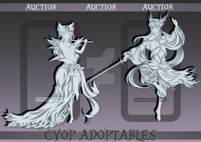(CLOSED) - CYOP Adoptables Auction #021 by Timothy-Henri