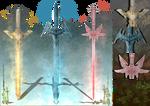 (CLOSED) - Fantasy Swords Adoptable #037