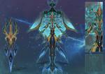 (CUSTOM) - Armored Soul #014 - Ocean Serenade