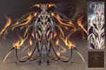 (CLOSED :3) - Armored Soul #015 - Phoenix Prince