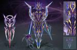 (CUSTOM) - Armored Soul #026 - Galactic Intruder