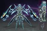 (CLOSED :3) - ArmoredSoul #019 - Midnight Aurora