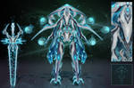 (CUSTOM) - Armored Soul #027 - Orbital Spy