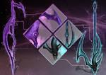 (CLOSED) - Weapon Set #013 - Serpent's Inheritance