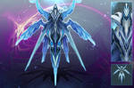 (CLOSED) - Armored Soul #031 - Frozen Wings