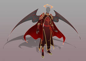 (CLOSED) - Male Outfit Adoptable #004
