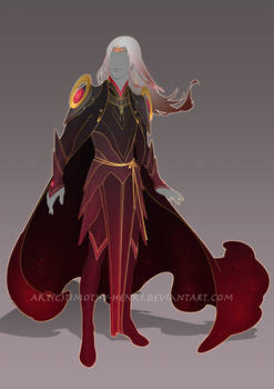 (CLOSED) - Male Outfit Adoptable #012