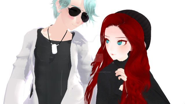I'm so bored so have this by Alex-MMD-Studios