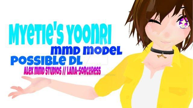 Possible Yoonri DL [TAEMIN AU (Myetie)] by Alex-MMD-Studios