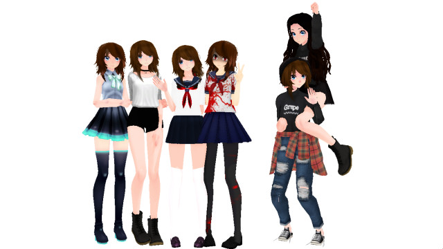 Possible Admin pack DL... by Alex-MMD-Studios