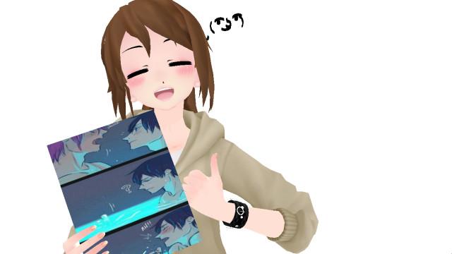 I ship it by Alex-MMD-Studios
