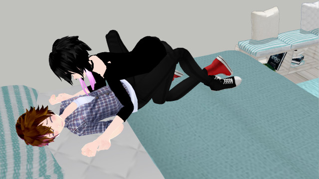 . : changed but still sinfull : . by Alex-MMD-Studios
