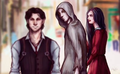 Disloyal man   The Evil Within by CatrineNice