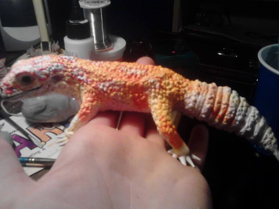 Awesome George The Leopard Gecko By Sammim123 ... Awesome Design