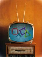 playstation old skool tv by icebreaker89